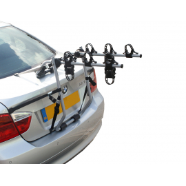 HOLLYWOOD BAJA OVER SPOILER MOUNT 3 BIKE CAR RACK: