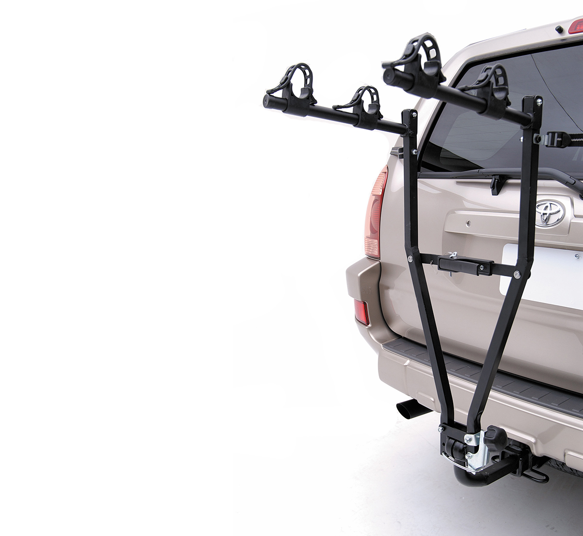HOLLYWOOD HR150 2 BIKE TOWBALL CAR RACK: