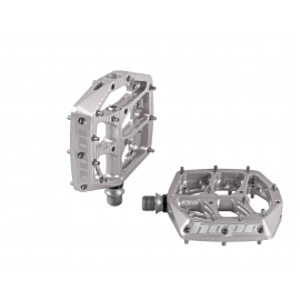 F20 Pedals - Pair Silver