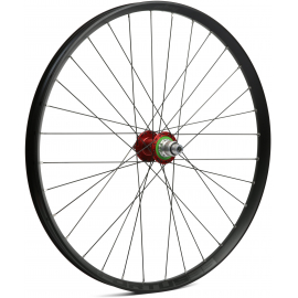 Rear 27.5 Fortus 35W - Pro4 - Red - 148mm