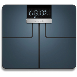 Index Smart Biometric Weighing Scales - Black
