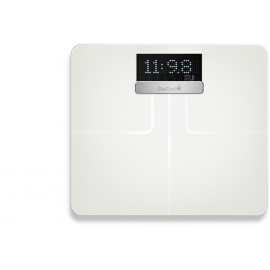 Index Smart Biometric Weighing Scales - White