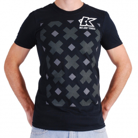 KUK - T-Shirt - We Are Cross - Mens - Black - Medium