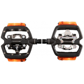 LOOK GEO TREKKING ROC VISION PEDAL WITH CLEATS 2020:
