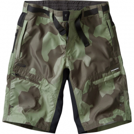 Trail Men's Shorts  Olive  Camo Small