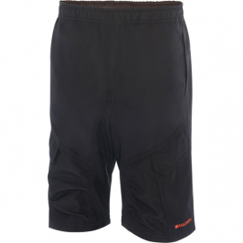 Trail youth shorts  black age 5 - 6