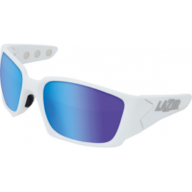 Magneto M2, Matt White, Grey/Blue Lens 3pk