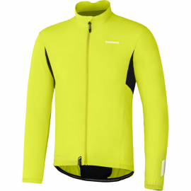 Men's Compact Windbreaker, Lime Yellow, Size M