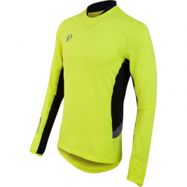Men's Pursuit Thermal Top, Screaming Yellow/Black, Size XL