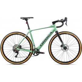 GAIN D30 1XPastel Green (Gloss)- Black (Matte)