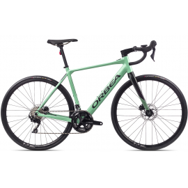 GAIN D30Pastel Green (Gloss)- Black (Matte)