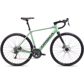GAIN D50Pastel Green (Gloss)- Black (Matte)
