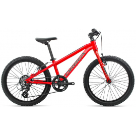 MX 20 Dirt Red/Black