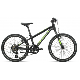 MX 20 Speed Black/Green