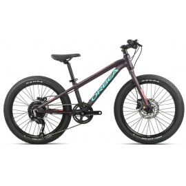 MX 20 Team-Disc Purple/Pink