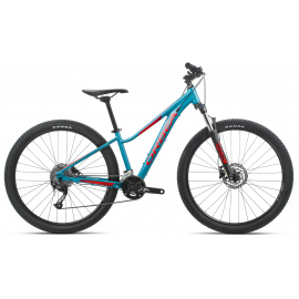 MX 27 ENT XS XC Blue/Red