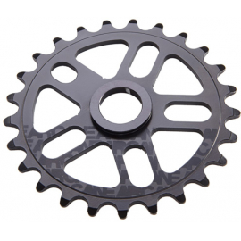 Overdrive cro-mo chainring
