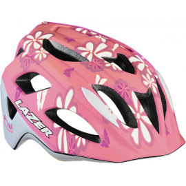 P'Nut Helmet, Flower Pink, Uni-Kids