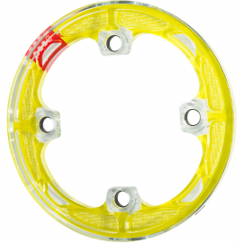 P30s bash guard yellow, fits 36 T