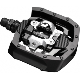 PD-MT50 CLICK'R pedal, Pop-up mechanism, black