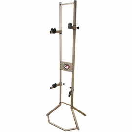 Platinum Steel 2-bike Freestanding rack
