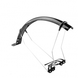 QDR Quick Detach Road mudguard 700 x 38mm black