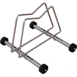 Rack and Roll - single bike display stand