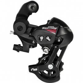 RD-A070 7-speed road rear derailleur, with mounting bracket