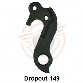 Replaceable derailleur hanger / dropout 149