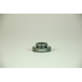 Replacement 6802 open bore adaptor for the WMFG large bearing press