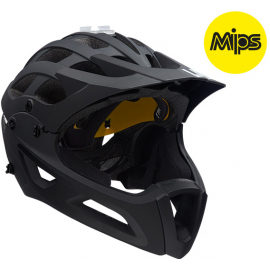 Revolution FF MIPS Helmet, Matt Black, Medium