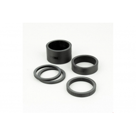 HEADSET SPACER BLACK ROCKSHOX SET