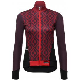 SANTINI FASHION CORAL WOMEN'S JERSEY 2018