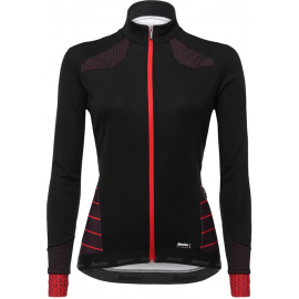 SANTINI FASHION CORAL WOMEN'S WINTER JACKET 2018