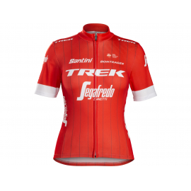 Santini Trek-Segafredo Replica Women's Cycling Jersey