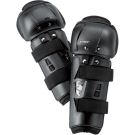 Sector knee guards S11 black