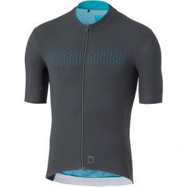 Men's Evolve Jersey, Charcoal, Size M