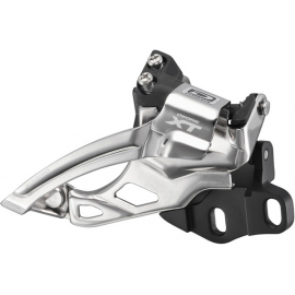 FD-M785 XT 10-speed double front derailleur  E2-type for 38-40T  dual-pull