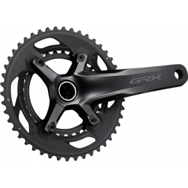 FC-RX600 GRX chainset 46 / 30, double, 10-speed, 2 piece design, 165 mm