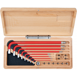 Silca HX - One Home Essentials tool drive kit in wood box