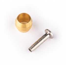 SM-BH90 2.1 mm bore olive and connecter insert