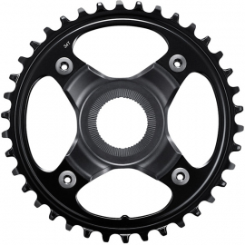 SM-CRE80 STEPS chainring for FC-E8000, 38T 53mm chainline