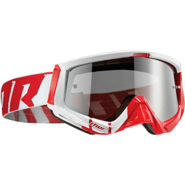 Sniper Barred goggle red / white
