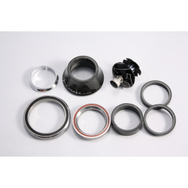 "MTN & ROAD CAMPY STYLE 1-1/8 TO 1.5"" STAINLESS RACE/BALLS"