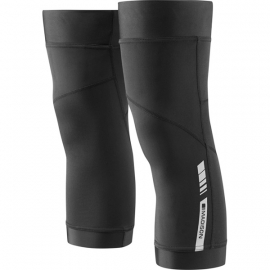 Sportive Thermal knee warmers  black X-large