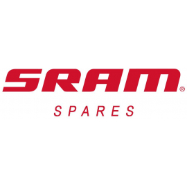SRAM BOTTOM BRACKET SHIELD AND WAVE WASHER ASSY PRESSFIT 30 BEARING:  BB30