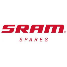 SRAM SPARE - ED BRAKE LEVER ASSEMBLY RED ETAP AXS DISC LEFT: