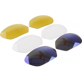 SS1 blue lens for use with metal nose piecekit