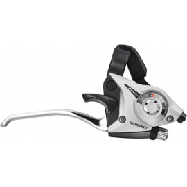 ST-EF51 Altus EZ fire plus STI 8-speed set, 2-finger lever, silver