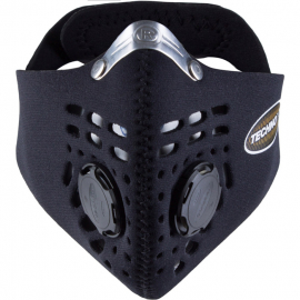 Techno Mask Black Medium
